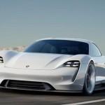 Porsche : Un modèle 100% électrique rivalisera avec Tesla Motors