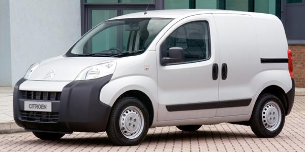 Citroën Nemo VU tolé