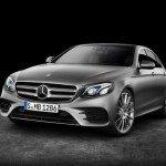 Mercedes Benz: Première photo officielle de la nouvelle Classe E
