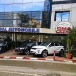 Salon Alger 2016: Cima Motors assiste