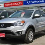 Ssangyong - Salon Automobile d'Alger 2016: Remise importante pour le Korando restylé