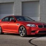 BMW: La boite manuelle ne sera plus proposée sur les modèles M5 - M6