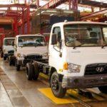 Automobile Algérie: Le 1er des camions Hyundai montés à l'usine de Batna voit le jour