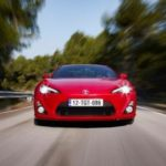 Toyota dévoile la version restylée de son GT86