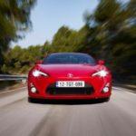 Toyota dévoile la version restylée de son GT86