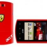 Liquid Acer Ferrari E Smart Phone
