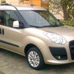 Fiat Doblo : le rival