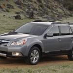 Subaru Outback: L'utilitaire...