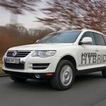 Volkswagen Algérie: Le Touareg Hybride apprend à marcher !
