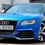 Un Audi RS5, le véhicule parfait et puissant encore…