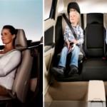 TRW dévoile les ceintures de sécurité intelligentes