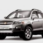 Chevrolet Captiva: Un relooking et un cliché exclusif