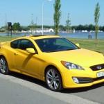 Essai Hyundai Genesis Coupé 2.0 T : six mois avant qu'elle débarque en Europe ?