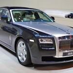 Rolls-Royce et Mansory: Cela donne une White Ghost Limited, mais trois exemplaires?