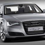 Nouvelle motorisation de l'Audi A8: le V6 TDI de 250 ch fait surface