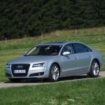 Essai d'Audi A8L V8 4.2 TDI 350 ch: Une virée en vaisseau de luxe