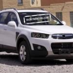 Spyshots: Chevrolet Captiva 2011