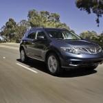 Nissan Murano: Le crossover reçoit un coup de pinceau !
