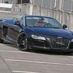 Audi A8 dévoilée par Sport Wheels