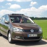 Essai Volkswagen Sharan: Le géant Atlas