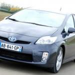 Toyota: Ventes des hybrides en basse !