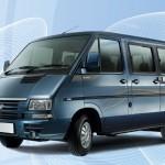 TATA Motors: Le lancement d'un Winger Platinum en Inde