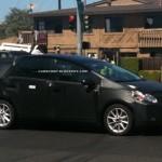Toyota Alpha Prius: Un Scoop pour la petite fourgonnette Hybride