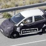 Kia Picanto 2: la deuxième génération de Picanto se promène en Allemagne