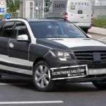 Mercedes Classe M3: Des images du SUV du manufacturier de Stuttgart