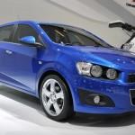 Chevrolet Aveo: Une version SUV en perspective ?