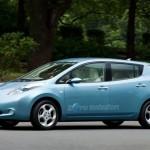 Nissan Leaf, le début de production en Japon