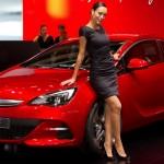 Mondial d'automobile Paris 2010: l'Opel GTC Paris Concept