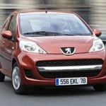 Peugeot 107: la 500 000 unité produite en tchèque
