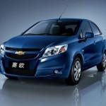 Chevrolet Diamal Algérie: un nouveau model « Sail » remplace l'Aveo de Chevrolet…