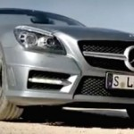 Mercedes SLK se dévoile en vidéo avant sa présentation