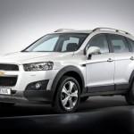 Chevrolet Algérie: le SUV Captiva 4x2 arrive