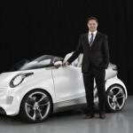 Smart Forspeed, le nouveau Concept électrique