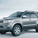 Toyota Algérie: Le Fortuner un 4X4 comme c'est dû