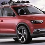 Audi Q3 Vail: un nouveau concept sportif
