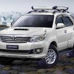 Toyota Algérie: l'arrivée du Fortuner restylé est annoncée