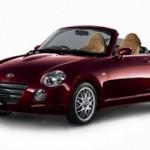 Toyota Daihatsu Copen: La fin de vie du roadster nippone