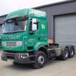 SIVI 2012: Renault Trucks présente « Premium Truck Racing » et « Premium Lander Limited »
