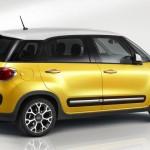Salon d'Alger 2013: la Fiat 500L et la Panda