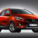 Mazda : Bientôt le nouveau CX-3