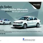 Volkswagen Algérie 2013: La nouvelle Polo Sedan à 1 349 000 DA