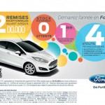 Ford Algérie 2014: Des promotions jusqu'au 31 janvier....