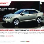 Seat Algérie 2014: La TOLEDO X-Perience à partir de 1 499 000DA