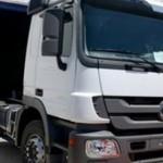 Mercedes Benz Algérie : Le premier camion sorti de la chaîne de montage