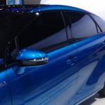 Mondial de l'Automobile 2014 : La Toyota FCV