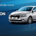 Peugeot Algérie 2015: La 301 à 1 120 000 DA